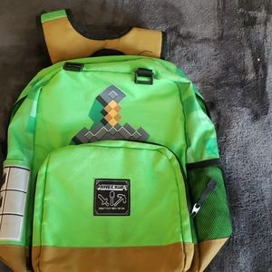 Mine craft Backpack